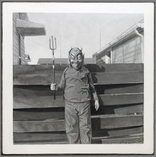"""Bobby as Devil, 1968"""