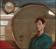 """Self Portrait, 1988"""