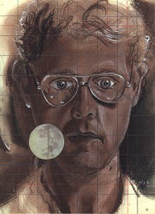 """Self Portrait, 1984"""