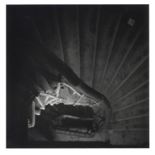 """Spiral Stair,  Istanbul, May, 1992"""