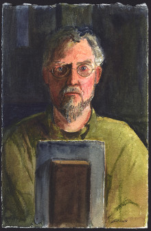 """Self Portrait, 2008"""